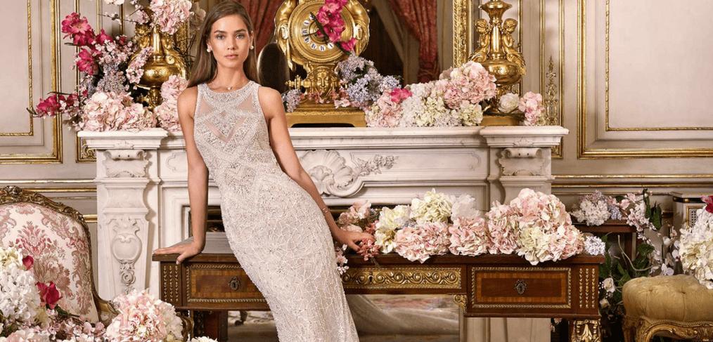 Colecția Demetrios 2019, în centrul tendințelor pentru rochii de mireasă