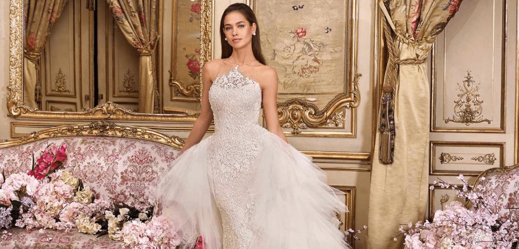 Tendințele anului 2019  în materie de rochii de mireasă