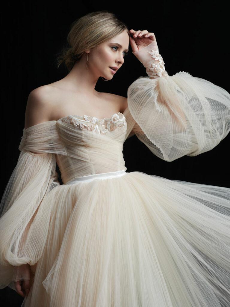 rochie de mireasa haute couture
